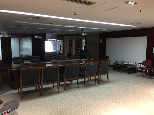 律师事务所大会议室
